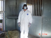 Allstate Animal Control photo protective clothing