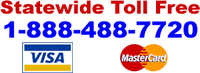 1-888-488-7720 We accept VISA and MasterCard